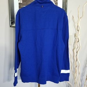 Tommy Hilfiger Sweaters - Tommy Hilfiger Quarter Zip Pullover Sweater SZ L